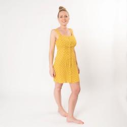 Dress S yellow   S   Yellow...