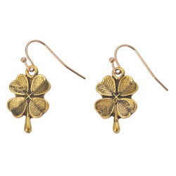 Earrings | Gold colored |...