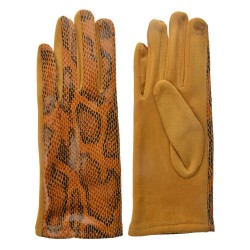 Gloves | 9*24 cm | Yellow |...