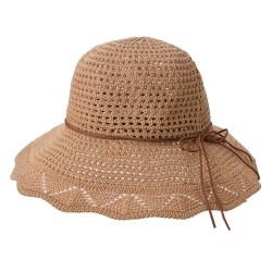 Hat | Ø 58 cm | Brown |...