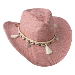 Hat | Ø58 cm | Pink | Paper...