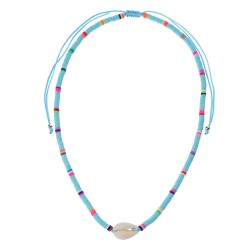 Necklace | 45 cm | Green |...