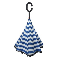 Umbrella   Ø 60  cm   Blue...