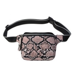 Waist bag with belt | Pink...