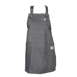 Apron | 70*65 cm | Grey |...