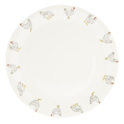 Big plate | Ø 28 cm | Beige...
