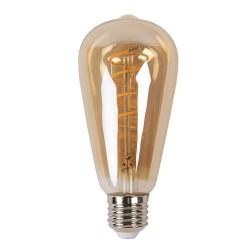 /Ø 12 x 40 cm // E27 // Max Clayre /& Eef 6LMP518 Base per Lampada 1 x 60 Watt