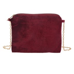 Bag | Red | Synthetic |...