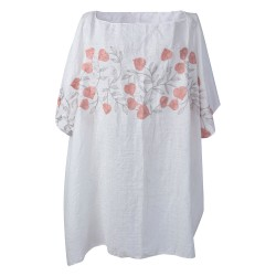 Tunic | One size | White |...