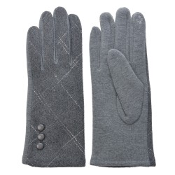 Gloves | 8*24 cm | Grey |...