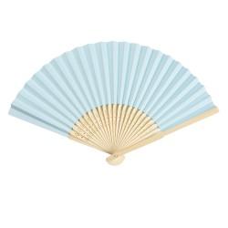 Fan | 20 cm | Blue | Paper...
