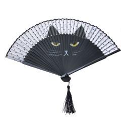 Fan | 20 cm | Black | Paper...