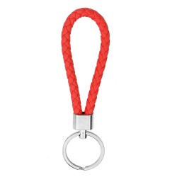 Key chain | Red | Metal,...