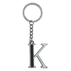 Key chain | Silver | Metal...