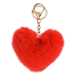 Key chain | Red | Plastic |...