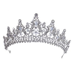 Crown | Silver-colored |...