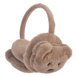 Earmuffs | 13 cm | Brown |...