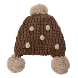 Childrens hat | Brown |...