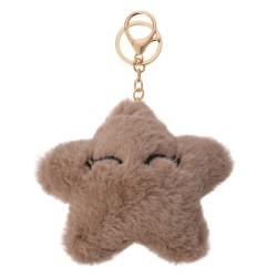 Key chain | Beige | Metal,...