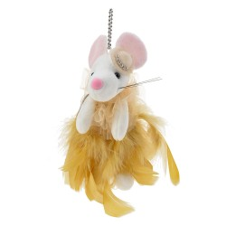 Decoration plush mouse |...
