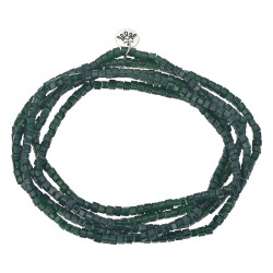 Necklace | 2mm*1m | Green |...