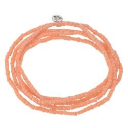 Necklace | 2mm*1m | Orange...