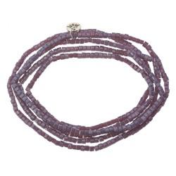 Necklace | 2mm*1m | Violet...