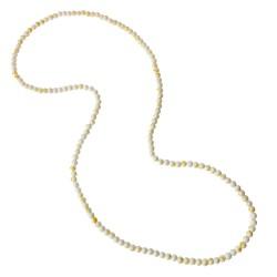 Necklace | 6mm*90cm | White...