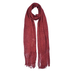Scarf | 50*170 cm | Red |...
