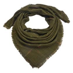 Scarf | 130*130 cm | Green...