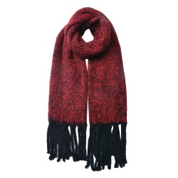 Scarf | 50*180 cm | Red |...