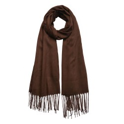 Scarf | 70*170 cm | Brown |...