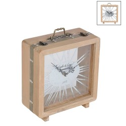 Table clock | 22*10*25 cm /...