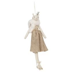 Decoration Reindeer   33 cm...