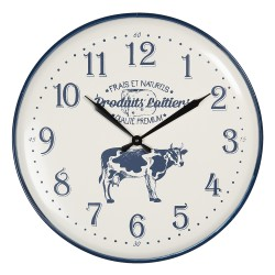 Wall clock | Ø 62 cm / 1*AA...