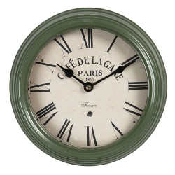 Wall clock | Ø 22*7 cm /...