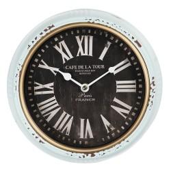 Horloge murale   Ø 24 *3 cm...