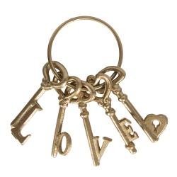 Decoratie sleutelbos |...