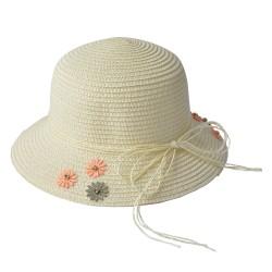 Hat kids | 27 cm | Cream |...