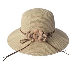 Hat | Ø 34 cm | Beige |...
