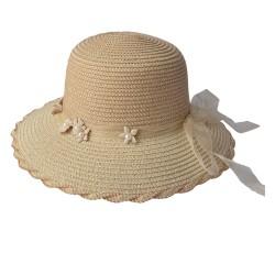 Hat | Ø 36 cm | Beige |...