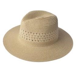 Hat | Ø 43 cm | Cream |...