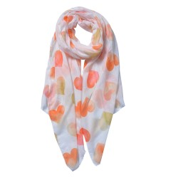 Scarf | 70*180 cm | Orange...