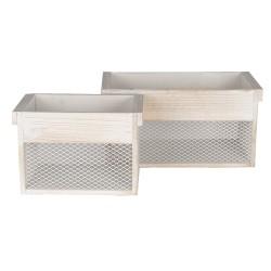 Wooden storage box   |...