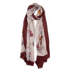 Scarf | 85*180 cm | Red |...