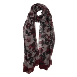 Scarf | 80*180 cm | Red |...