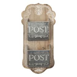 Porte-lettres | 26*10*53 cm...