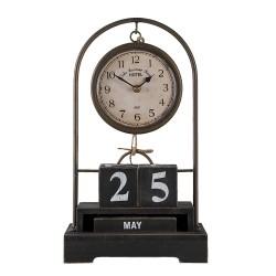Horloge de table avec...