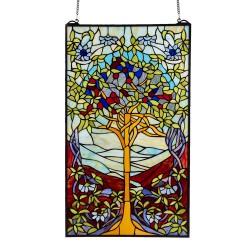 Tiffany-Fensterbild   50*85...