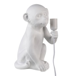Lampe de table singe |...